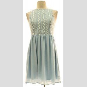 {Altar'd State} Sleeveless Mini Dress